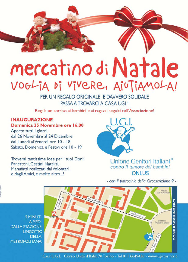 Per un regalo originale e davvero solidale passa al for Regalo di natale originale