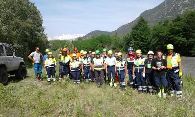 gruppo lavori forestali