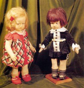 bambole lenci