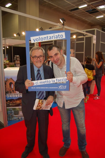 Michele Curto, Consigliere Comunale di Torino e Sergio Roda, Storico