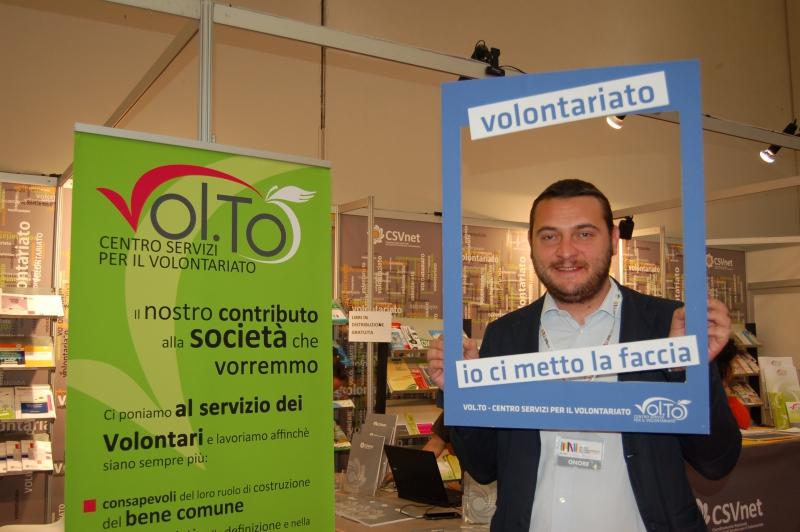 Silvio Magliano, Presidente del Centro Servizi Vol.To.