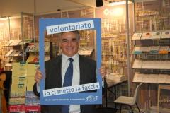 Gian Piero Farru, Presidente Csv Sardegna Solidale