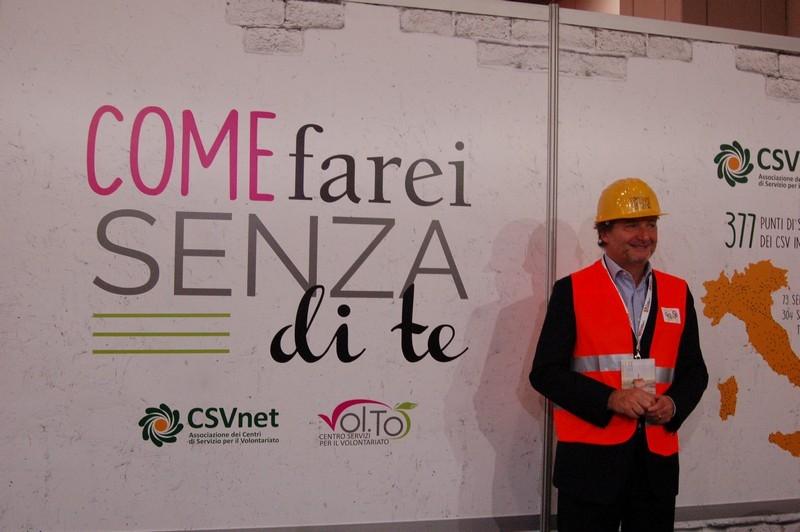 Massimo Guerreri - presidente circoscrizione